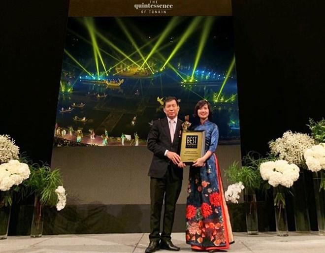 """La """"Quintessence du Tonkin"""" remporte un prix international à Séoul"""