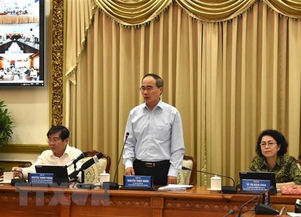 HCM-Ville renforce sa réforme administrative