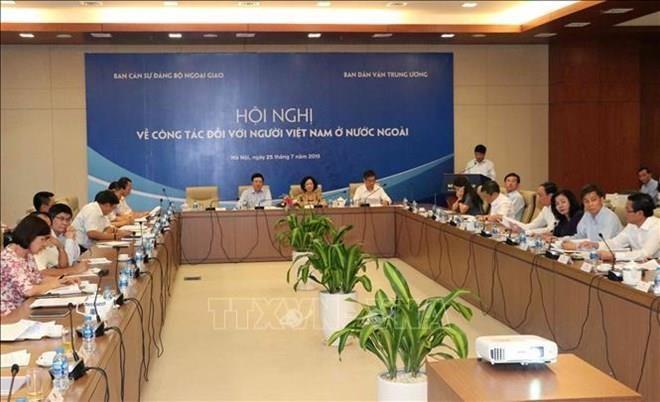 Les Vietnamiens de l'étranger, ressources importantes pour le développement national
