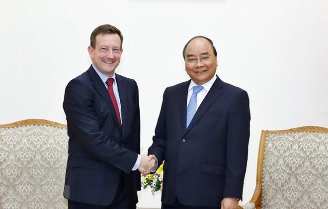 Le PM appelle à promouvoir la coopération entre le Vietnam et la France