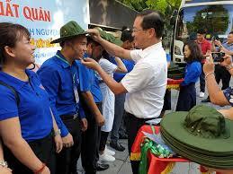 Les jeunes de Hanoi lancent des activités de volontariat au Laos