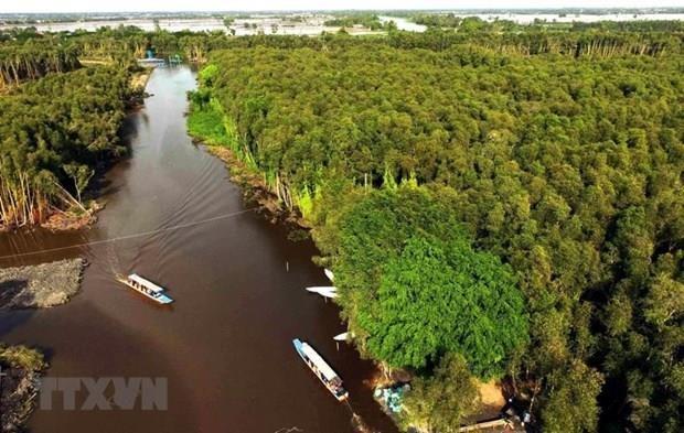 Le delta du Mékong expose ses beautés à Long An