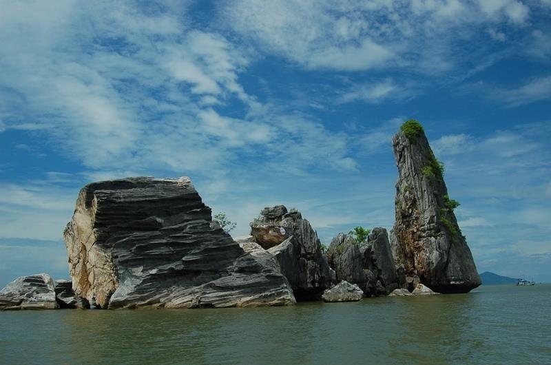 Les énormes potentiels de Ha Tien dans le tourisme