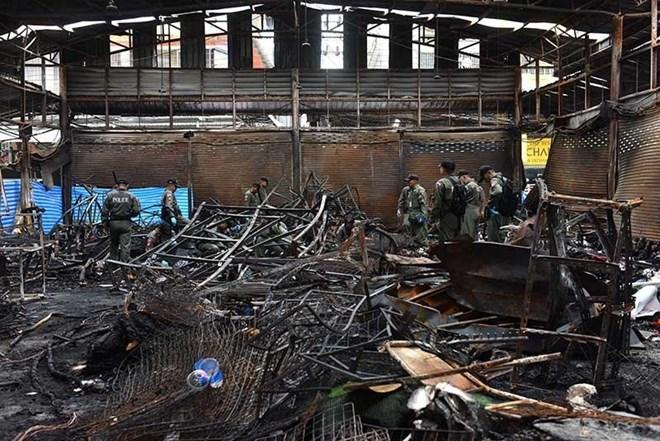 Attentats de Bangkok: la Thaïlande ordonne d