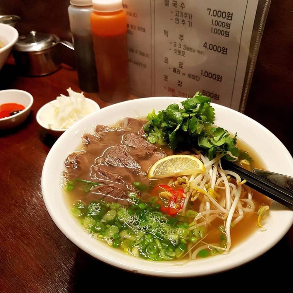 Popularité de la cuisine vietnamienne en Corée du Sud