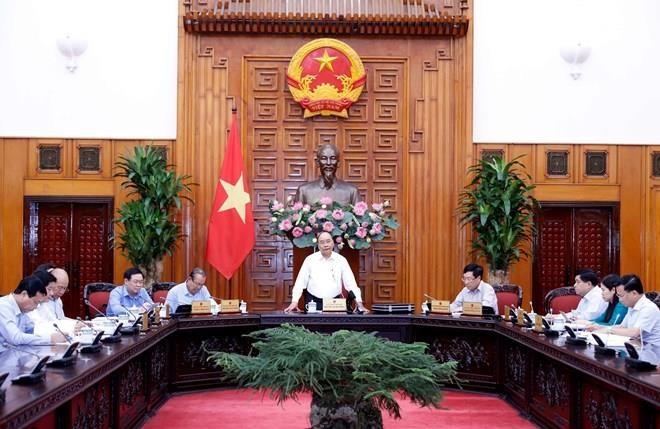 Le PM appelle à donner la priorité à l'investissement dans les projets clés