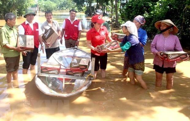 Crues: La CRV accorde des aides d