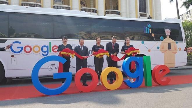 Google aide les PME vietnamiennes dans l'économie numérique