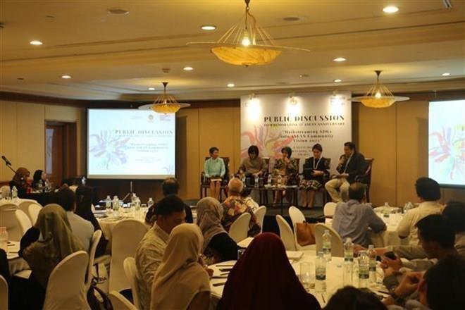L'ASEAN est sur la bonne voie pour atteindre les objectifs de développement durable