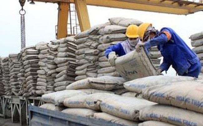 17,3 millions de tonnes de ciment et clinker exportées en 7 mois