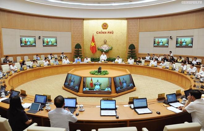 Gouvernement: réunion thématique sur l'élaboration juridique