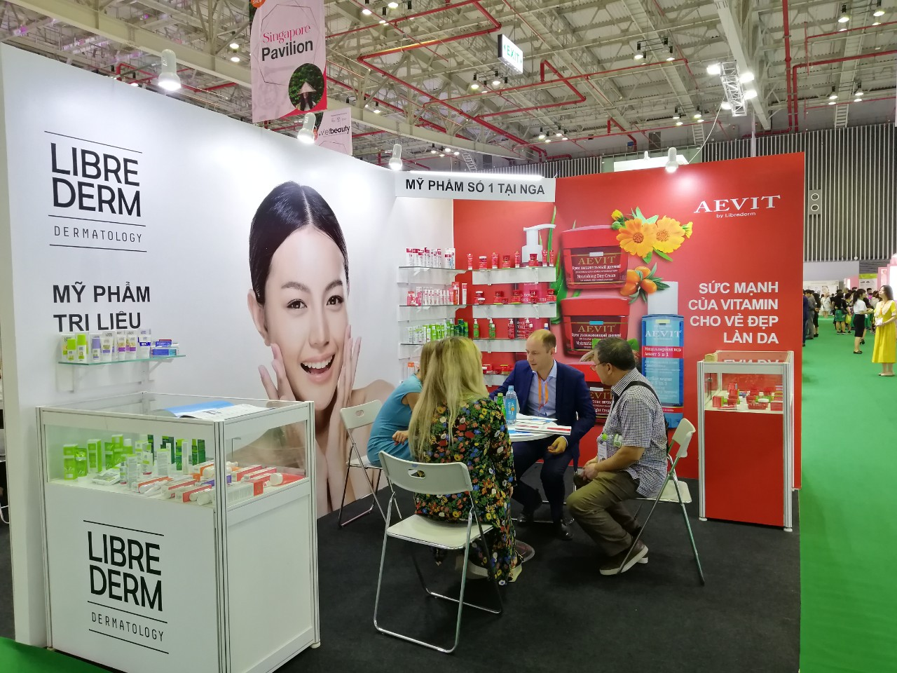 Tendance haussière de l'utilisation des cosmétiques organiques au Vietnam