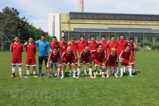 De nombreux événements sportifs au sein de la communauté des Vietnamiens en Europe