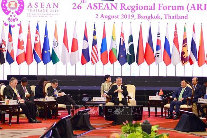 Le Vietnam participe au 26ème Forum régional de l