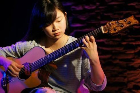 Festival international de guitare fingerstyle à Hanoi