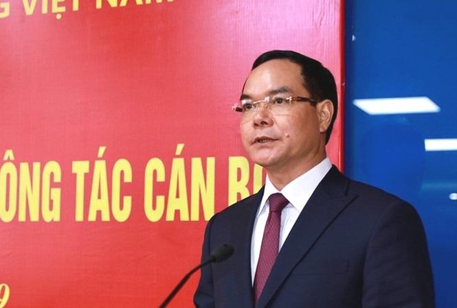 Nguyên Dinh Khang élu président de la Confédération générale du travail du Vietnam