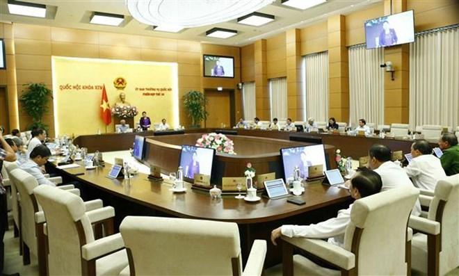 Le Comité permanent de l'Assemblée nationale clôture sa 36e session