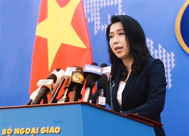 Le Vietnam demande à la Chine de retirer tous ses navires de la zone économique exclusive du Vietnam