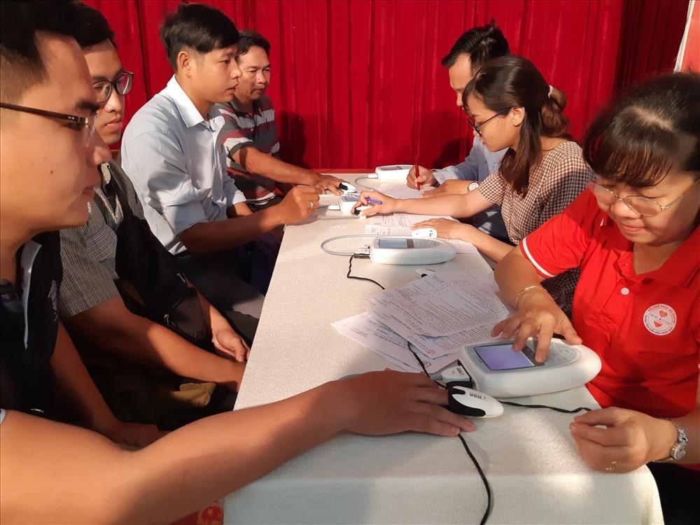 Fête estivale du don de sang volontaire à HCM-Ville