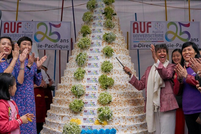 L'AUF, 25 ans d'action pour une francophonie universitaire solidaire