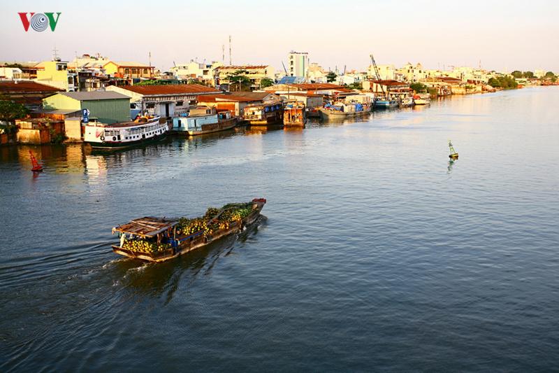 La beauté impressionnante  des rivières de Ho Chi Minh-Ville