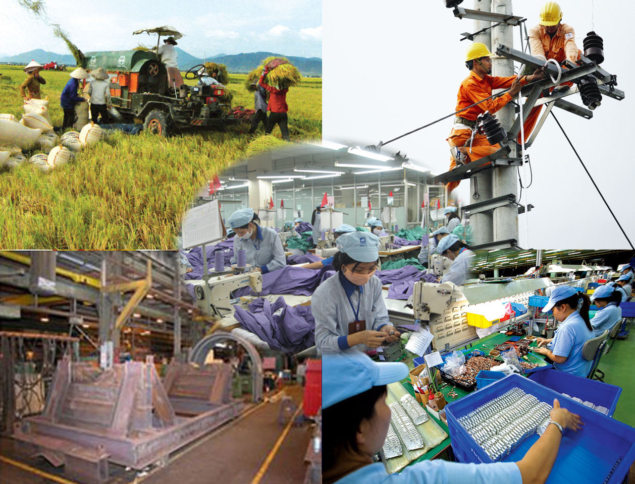 Standard Chartered: L'économie vietnamienne devrait connaître la plus forte croissance de l