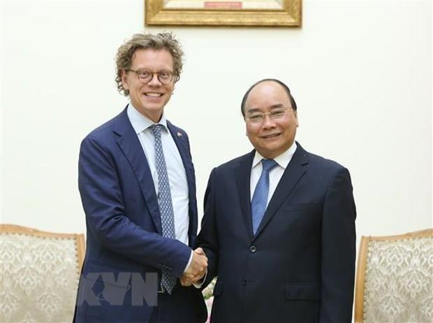 Le Vietnam souhaite renforcer ses liens avec la Suède