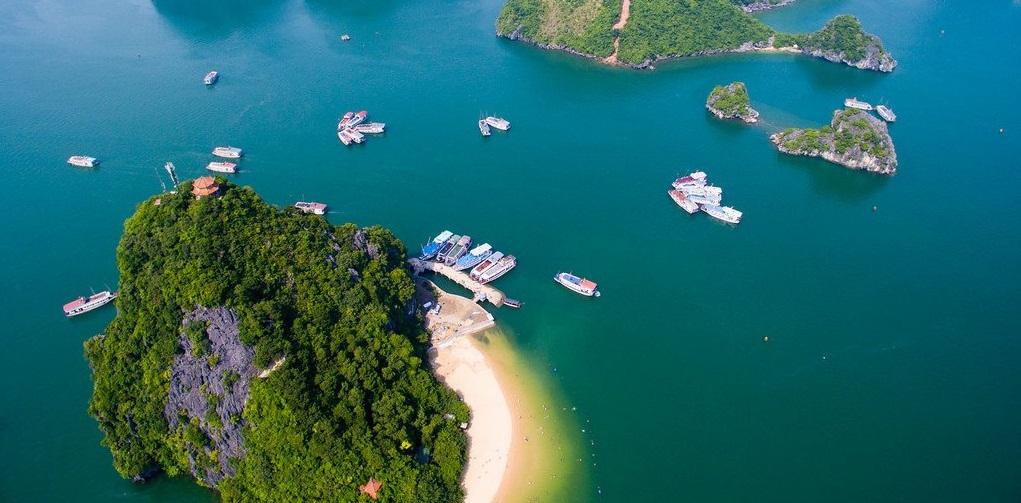 """Hanoï et Quang Ninh dans une liste des 8 """"croisières idéales"""""""