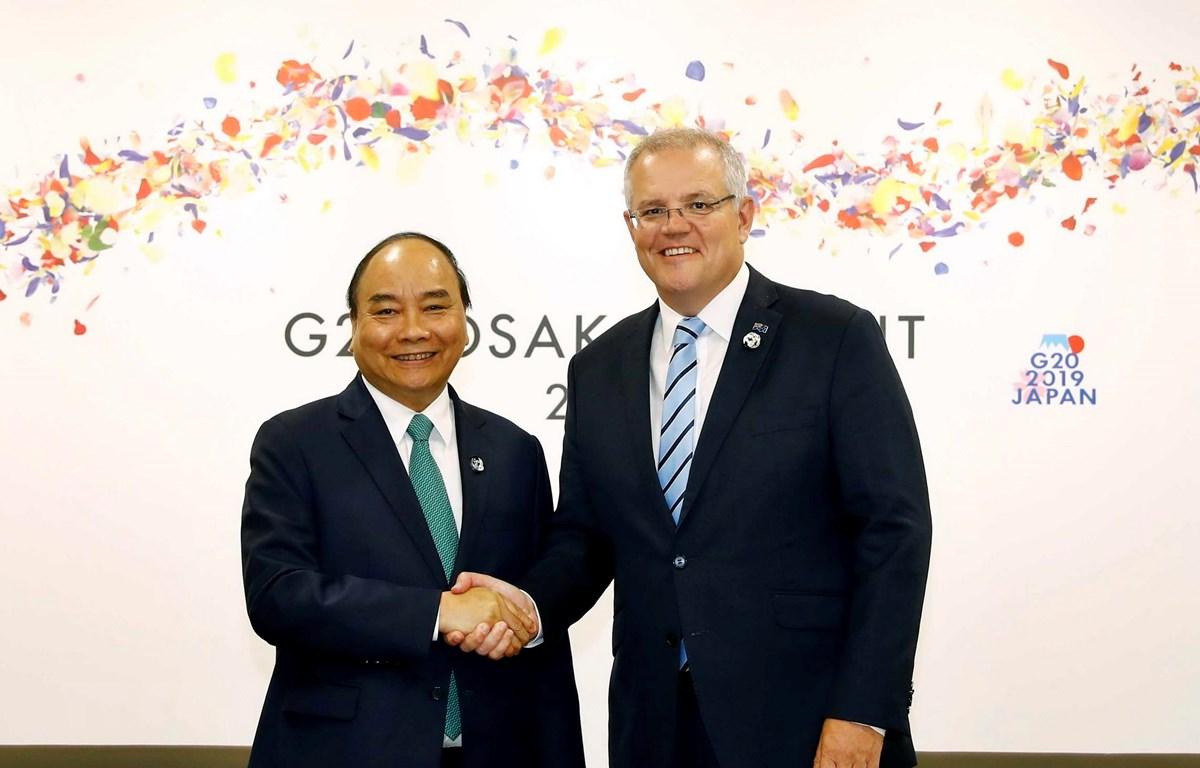La visite officielle du PM australien au Vietnam vise à dynamiser les relations bilatérales