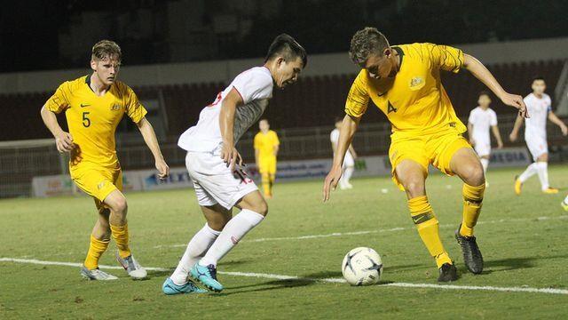 Championnat U18 d'Asie du Sud-Est: L'Australie bat le Vietnam 4-1