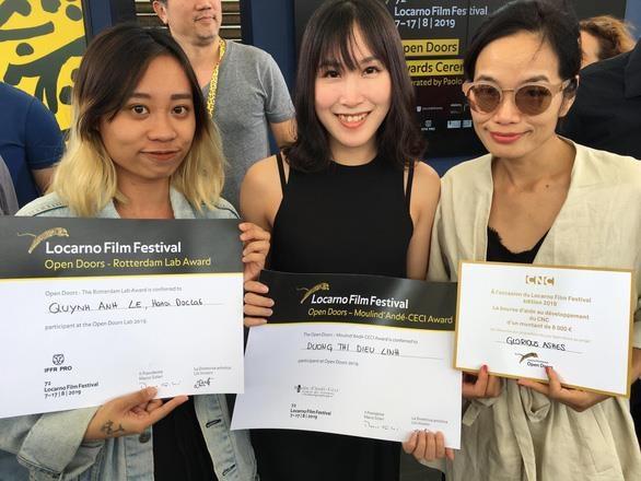 Des films vietnamiens primés au festival de Locarno