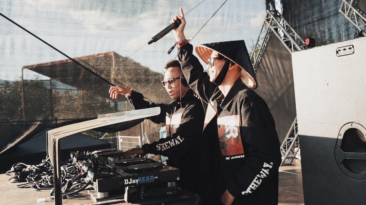 Deux artistes vietnamiens au festival EDM Ultra Europe 2019