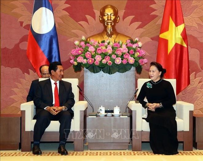 Vietnam et Laos promeuvent leurs liens de coopération