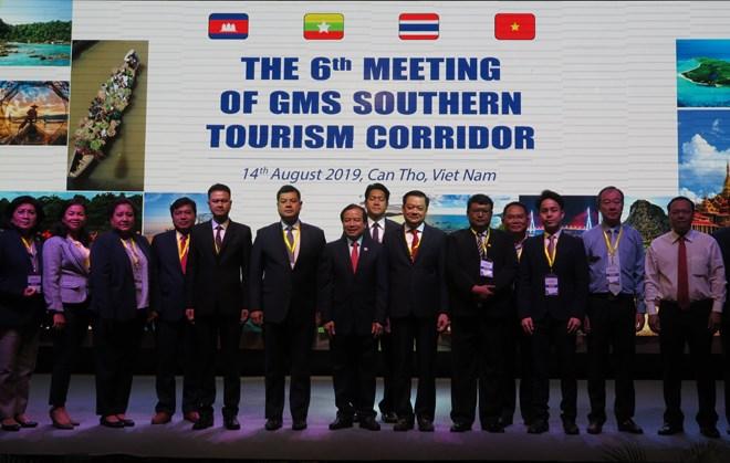 Réunion du corridor touristique du Sud GMS à Can Tho