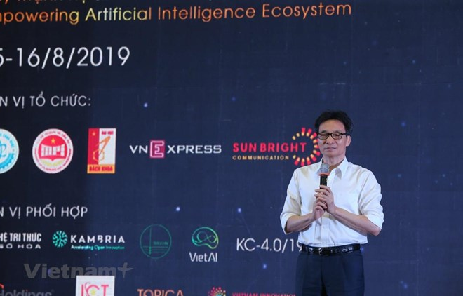 Journée de l'intelligence artificielle du Vietnam 2019