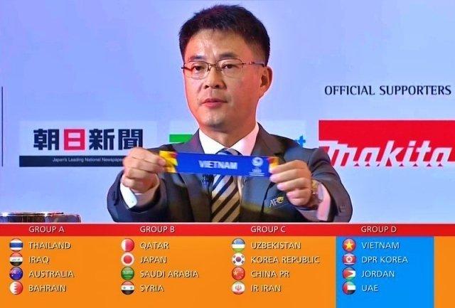 Football: le Vietnam se trouve dans un groupe à sa portée pour le Championnat U23 de l'Asie 2020