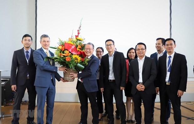 Le réseau d'innovation et de créativité Vietnam-Allemagne voir le jour