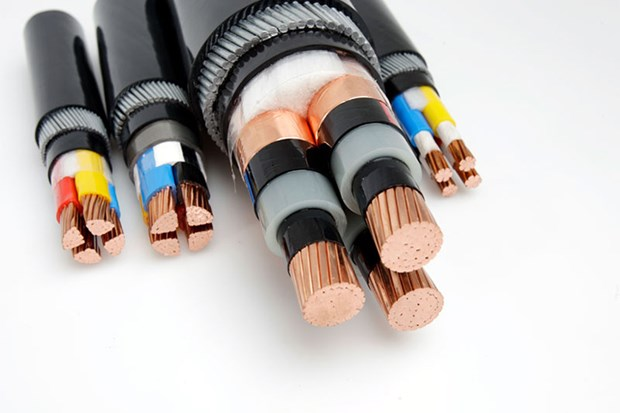 Fils et câbles électriques: exportations de plus d'un milliard de dollars en huit mois