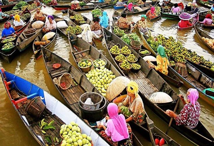 Cân Tho dans le top 9 des plus grandes villes à canaux du monde