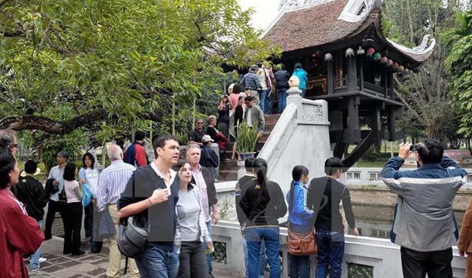 8 mois: Hanoi accueille plus de 19,3 millions de visiteurs