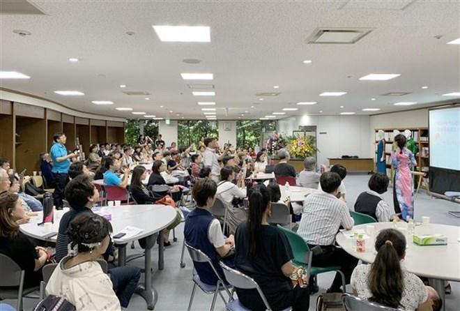 La culture vietnamienne présentée à Fukuoka (Japon)