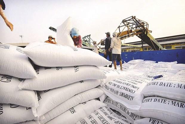 Hausse des exportations nationales de riz vers les Philippines