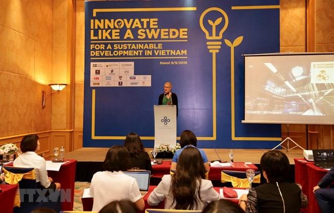 """Le concours """"Innover comme un Suédois"""" lancé à Hanoi"""