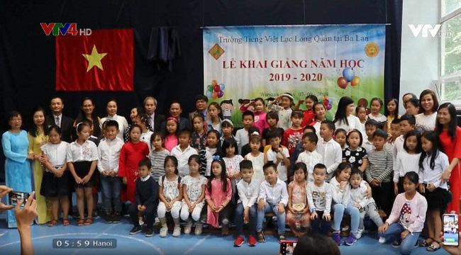 Maintien de l'enseignement de la langue vietnamienne en Pologne