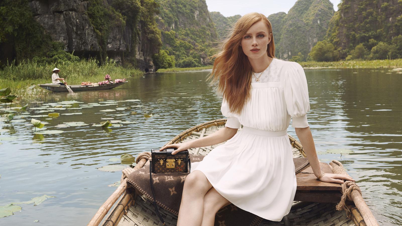 Ha Long, Hoi An et Ninh Binh dans un clip de Louis Vuitton
