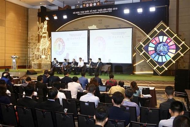 Ouverture de la conférence nationale sur le développement durable