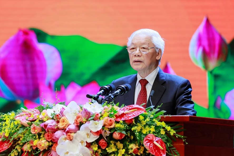 Le dirigeant Nguyen Phu Trong salue la nouvelle année scolaire