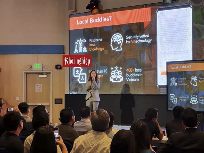 Techfest Vietnam lancée dans la Silicon Valley