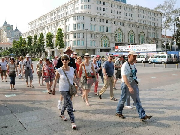 Ho Chi Minh-Ville, l'une des villes les plus accueillantes et les plus sûres au monde
