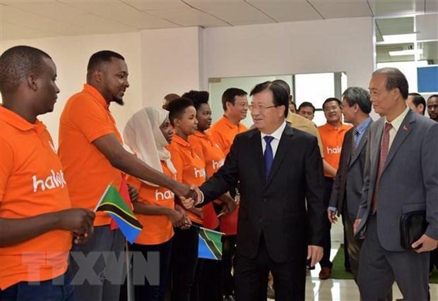 Les relations entre le Vietnam et la Tanzanie se renforcent
